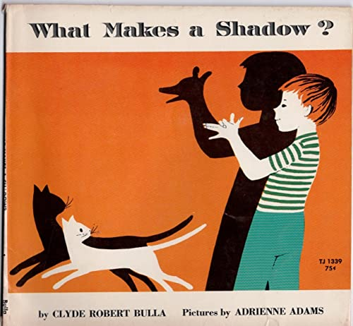 9780713600537: What Makes a Shadow?