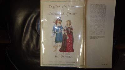 9780713601572: English Costume of the Seventeenth Century (v. 4)
