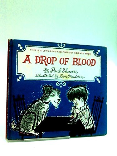 9780713609271: Drop of Blood (Let's Read-&-find-out)