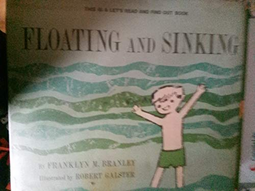 9780713609288: Floating and Sinking (Let's Read-& -find-out)