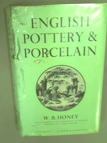 English Pottery & Porcelain. [Library of English Art]