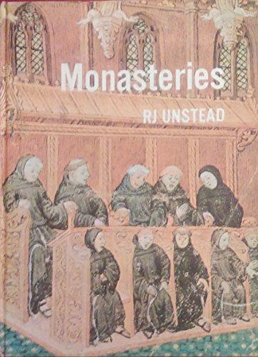 9780713610437: Monasteries (Junior Reference Books)