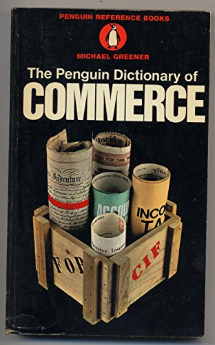 9780713611281: Penguin Dictionary of Commerce
