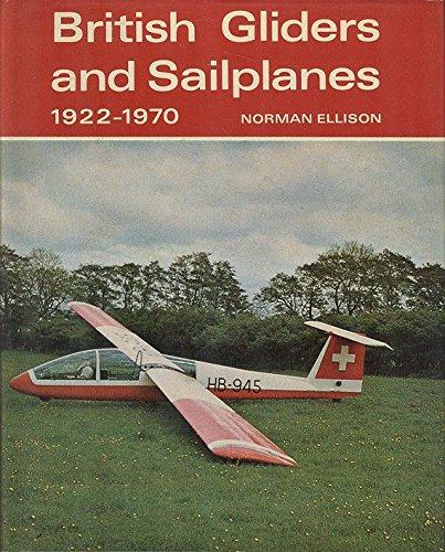 British gliders and sailplanes, 1922-1970: Ellison, Norman