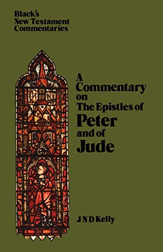 9780713612851: Epistles of Peter and Jude (Black's New Testament Commentaries)