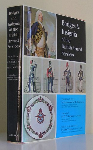 9780713613445: Badges and Insignia of the British Armed Services