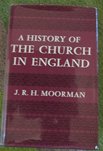 9780713613469: History of the Church in England