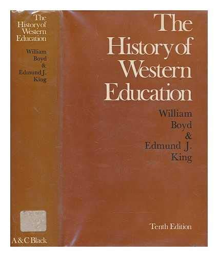 9780713613476: History of Western Education