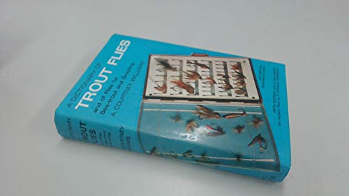 9780713613766: Dictionary of Trout Flies