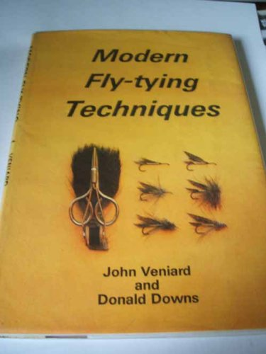 Modern Fly-tying Techniques (0713614099) by John Veniard