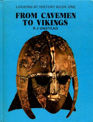 9780713614169: Looking at History: From Cavemen to Vikings Bk. 1