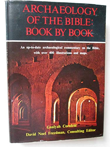 9780713617498: Archaeology of the Bible