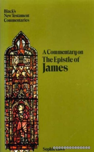 9780713620757: Commentary on the Epistle of James (Black's New Testament Commentaries)