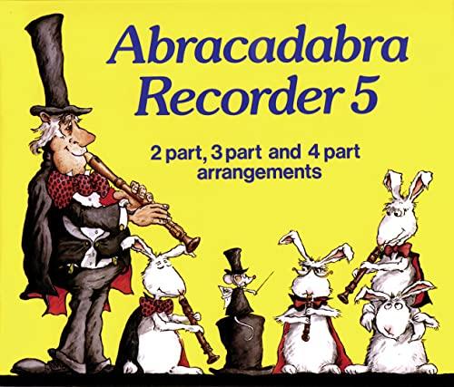9780713621679: Abracadabra Recorder Books: Book 5 (Bk. 5)