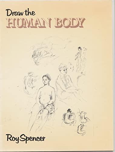 9780713621860: Draw the Human Body (Draw Books)