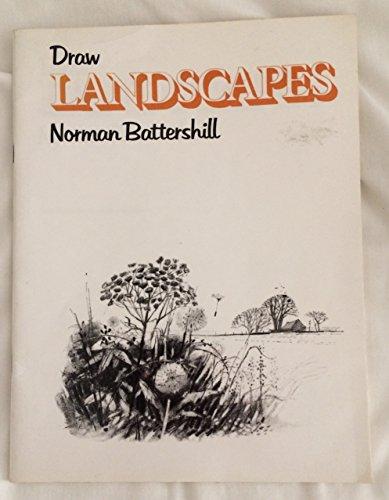 9780713622515: Draw Landscapes (Draw Books)