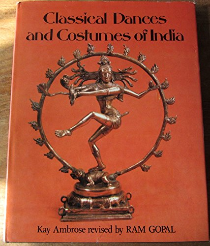 9780713623154: Classical Dances and Costumes of India
