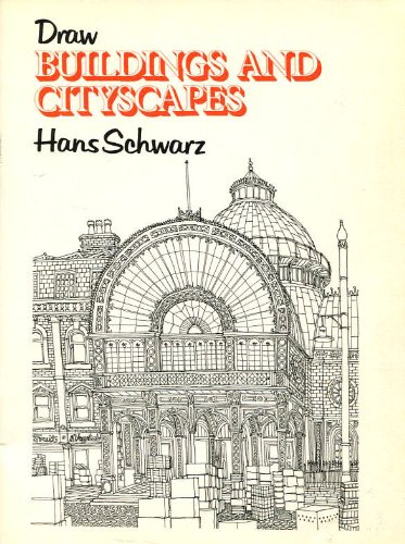 9780713623314: Draw Buildings and Cityscapes (Draw Books)