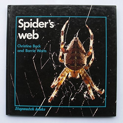 9780713624281: Spider's Web (Stopwatch Books)