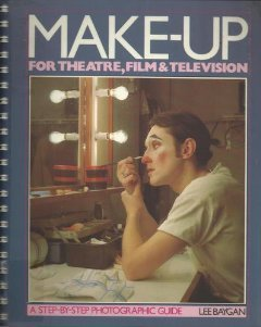 9780713624304: Makeup for Theatre, Film & TV (Stage & costume)