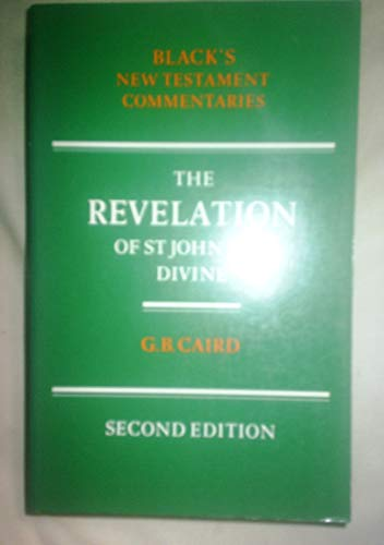 9780713626216: A Commentary on the Revelation of St. John the Divine