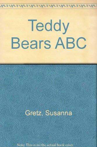 9780713626872: Teddy Bears ABC (Teddybears)