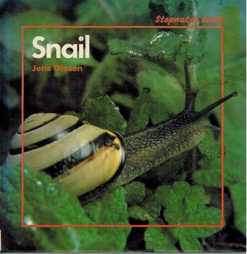 9780713627084: Snail (Stopwatch Books)