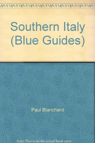 9780713627701: Southern Italy (Blue Guides)