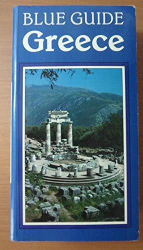 9780713627718: Greece (Blue Guides)