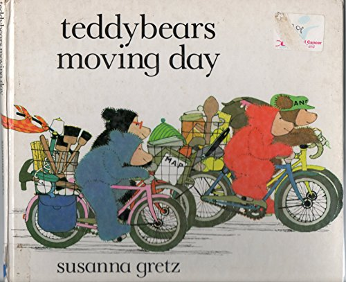 Teddybears Moving Day (0713627778) by Alison Sage; Susanna Gretz