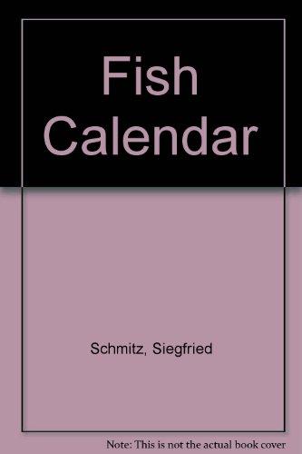9780713628487: Fish Calendar