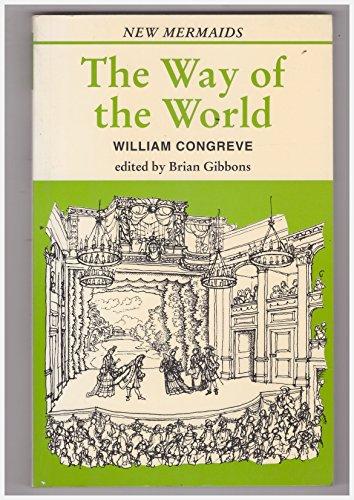 Way of the World (New Mermaid Anthology): Congreve, William