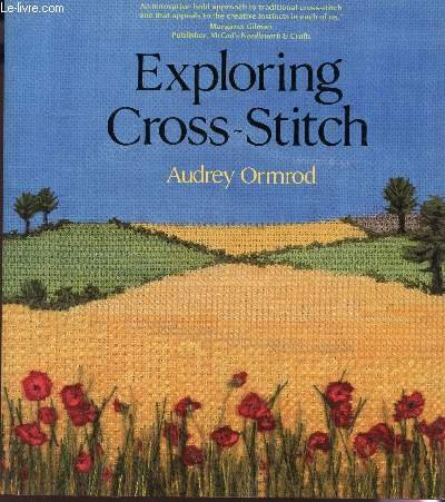 9780713629453: Exploring Cross Stitch: A Notebook