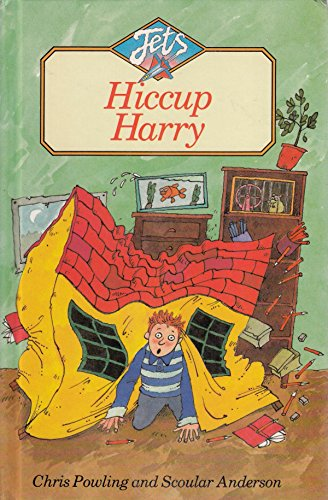 9780713629811: Hiccup Harry (Jets)