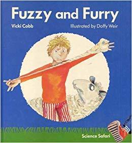 9780713629910: Fuzzy and Furry (Science Safari)