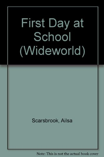 9780713630732: First Day at School (Wideworld) (English and Bengali Edition)