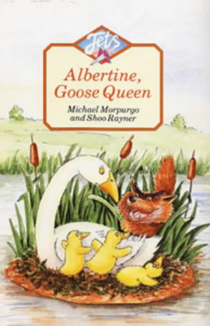 9780713631135: Albertine Goose Queen (Jets)