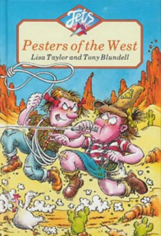 9780713631142: Pesters of the West (Jets)
