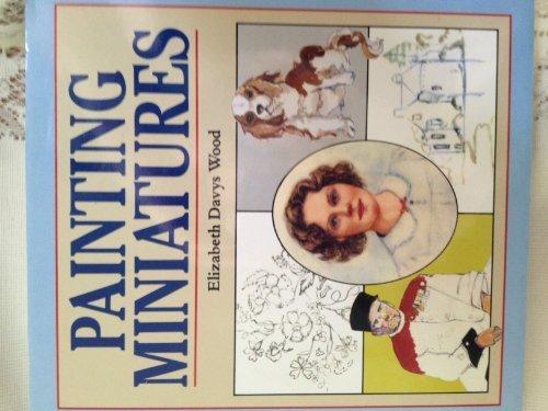 Painting Miniatures (Draw Books): Wood, Elizabeth Davys