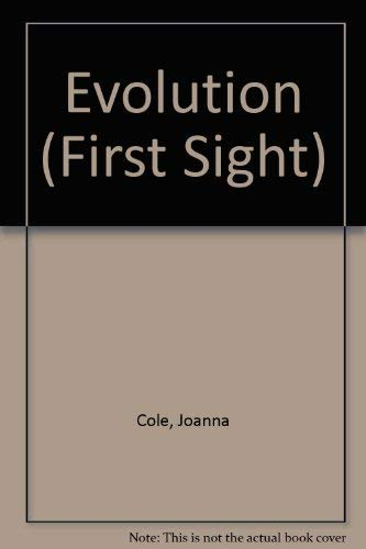 9780713631944: Evolution (First Sight)