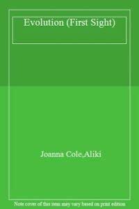 9780713631944: Evolution (First Sight)