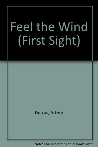 9780713631951: Feel the Wind (First Sight)