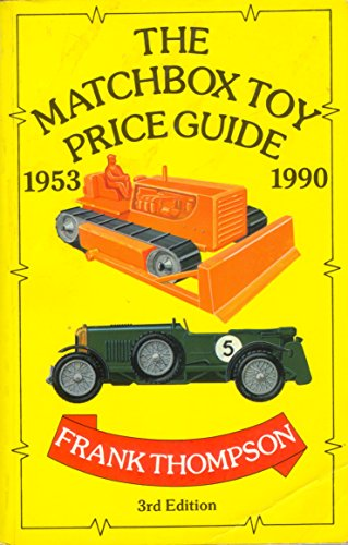 9780713632057: Matchbox Toy Price Guide 1953 1990 (Price Guides)