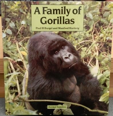 9780713632163: A Family of Gorillas (Animal Families)
