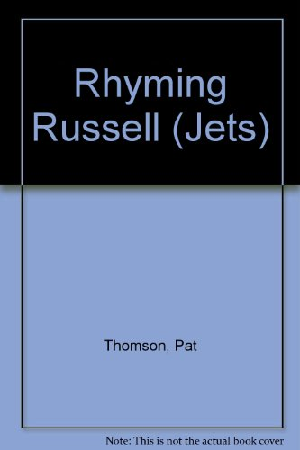 9780713632255: Rhyming Russell (Jets)