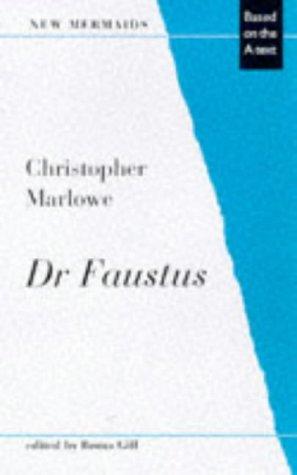 9780713632316: Doctor Faustus (New Mermaids)