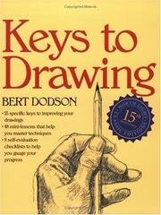 9780713632521: Keys to Drawing (Draw Books)