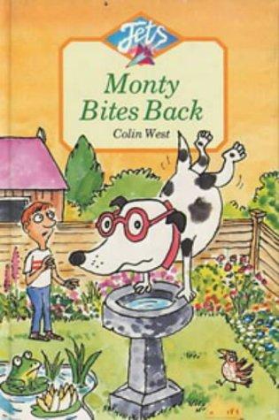 9780713633009: Monty Bites Back (Jets)