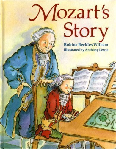 Mozart's Story (What Happened Here): Robina Beckles Willson,