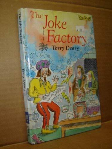 9780713634617: The Joke Factory (Crackers)